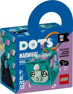 DOTS - Bag Tag Narwhal - 41928
