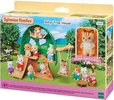 Sylvanian Families - Baby Tree House - 5318