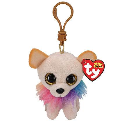 Chewey - Chihuahua - TY - Key Clip