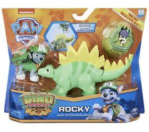 Paw Patrol Dino Rescue Rocky and Stegosaurus