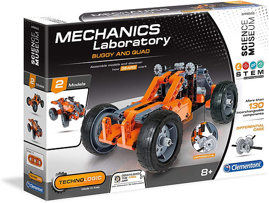 Mechanics Lab: Buggy and Quad