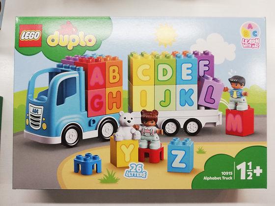 DUPLO - Alphabet Truck - 10915