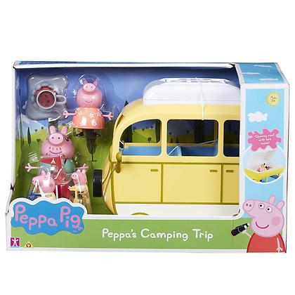 Peppa Pig - Camping Trip