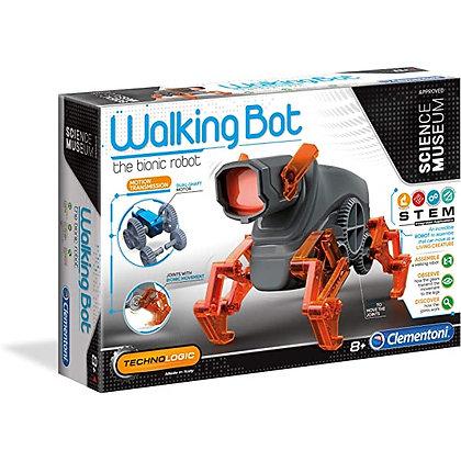 Science Museum - Walking Bot - The Bionic Robot