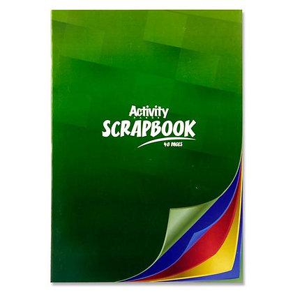 Activity Scrapbook 48 Page