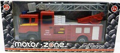 Motor Zone Fire Engine Light & Sound
