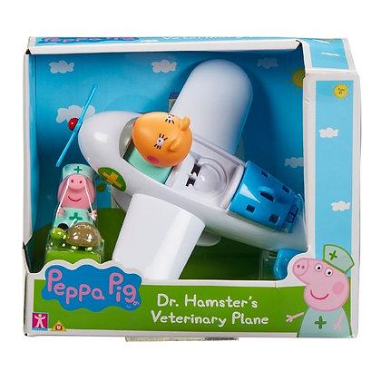 Peppa Pig - Dr. Hamster's Veterinary Plane