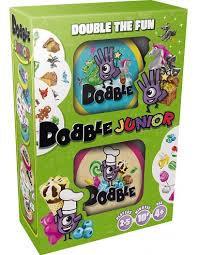 Dobble Junior 2 Pack