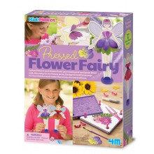 Pressed Flower Fairy - Kidz Maker Craft Kit