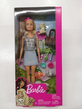 Barbie Pet Picnic Set