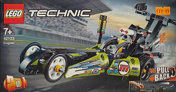 TECHNIC - Dragster - 42103