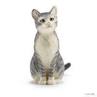 Schleich Sitting Cat - 13771