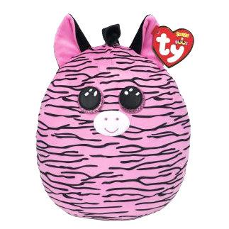 """Zoey Zebra - Squish-a-Boo - 14"""""""