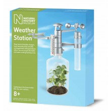 Natural History Museum - Weather Station