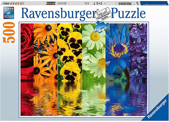 Floral Reflections - 500pc