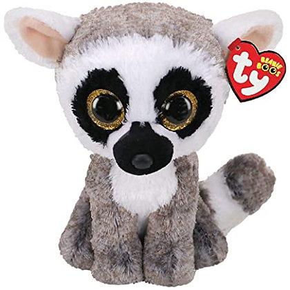 """Linus - Lemur - 12"""" TY Beanie Boo"""