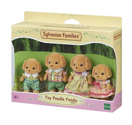 Sylvanian Families - Toy Poodle Family - 5259