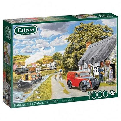 Parcel for Canal Cottage - 1000pc - Falcon