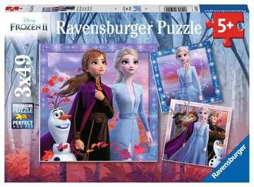 Frozen 2 - 3x49pc - Ravensburger 5011