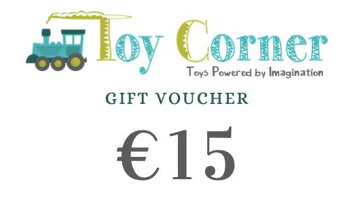 €15 Gift Voucher