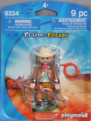 Playmobil - PlayMo-Friends - Cowboy - 9334