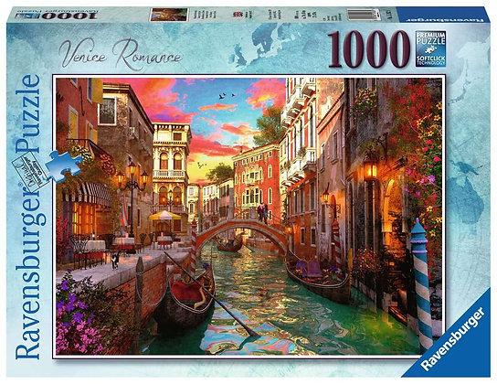 Venice Romance - 1000pc - Ravensburger 15262