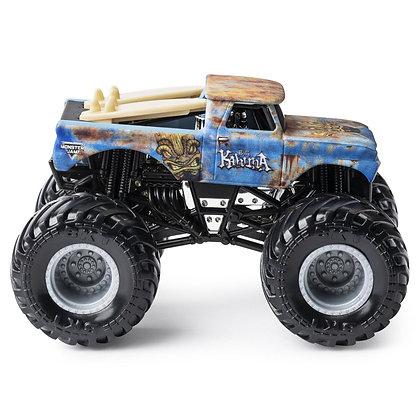 Monster Jam - Big Kahlua - 1:24 Die-Cast Collector Truck