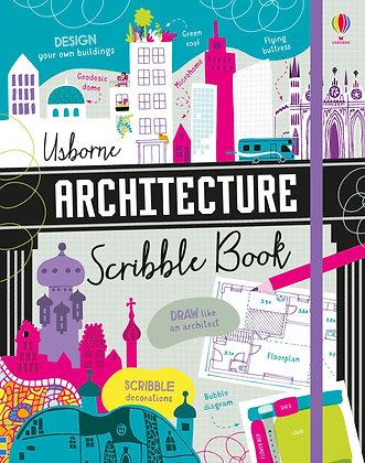 Usborne Architecture Scribble Book