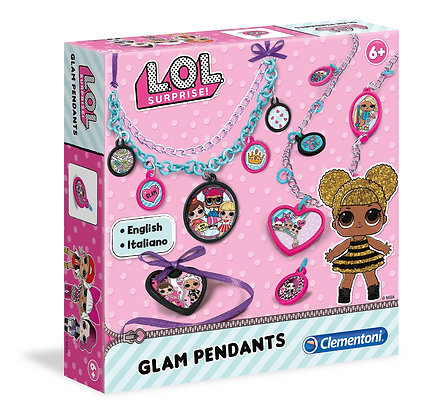 L.O.L Glam Pendants