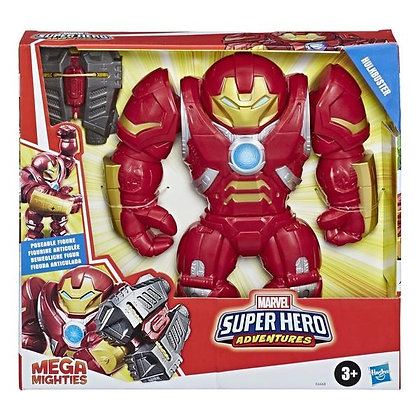 Mega Mighties Iron Man Hulk Buster Suit