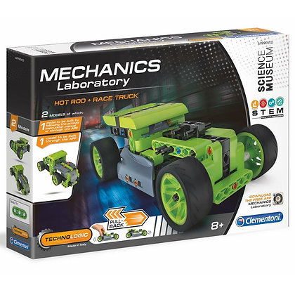 Mechanics Lab: Hot Rod | Race Truck