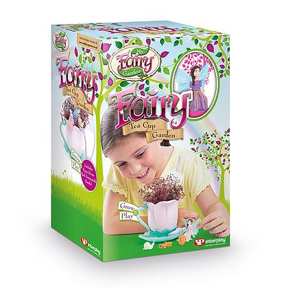 Fairy Teacup Garden
