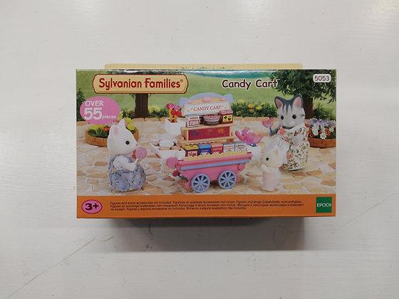 Sylvanian Families - Candy Cart