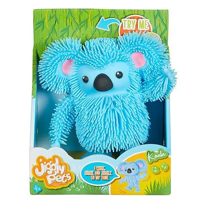 Jiggly Pets Koala Blue