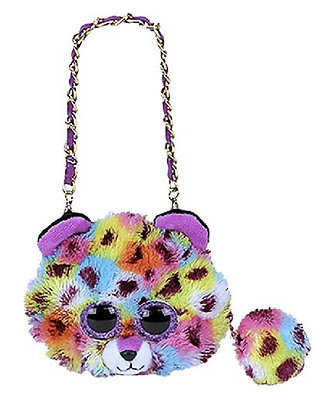 Giselle - Leopard  - TY Fashion Purse