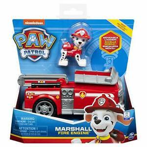 Marshall - Fire Engine - Paw Patrol Basic Vehicle