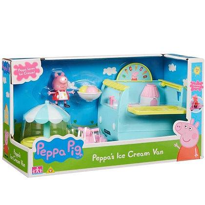 Peppa's Ice Cream Van - Peppa Pig