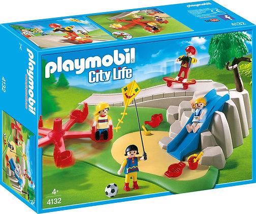 Playmobil City - Playground SuperSet - 4132