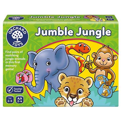 Jumble Jungle