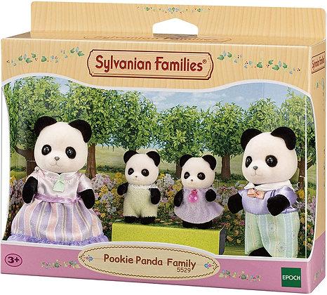 Sylvanian Families - Pookie Panda Family - 5529