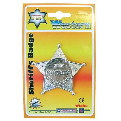 Sherriff Badge