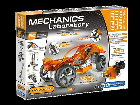 Mechanics Lab Car