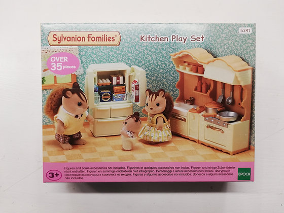 Sylvanian Families - Kitchen Play Set