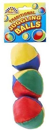 Juggling Balls Pack of 3
