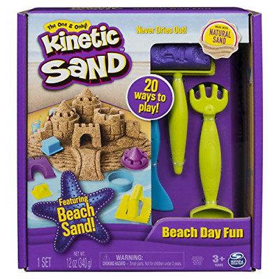 Kinetic Sand Beach Day Fun