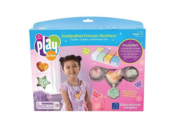 Playfoam Designables Princess Necklace