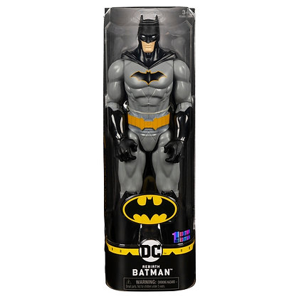"Batman DC 12"" Figure - Batman Rebirth"