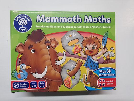 Mammoth Maths