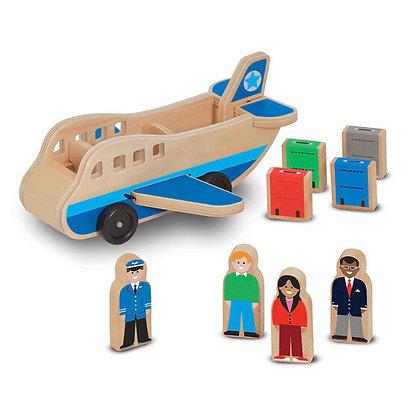Melissa & Doug Wooden Airplane