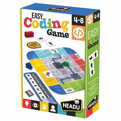HEADU - Easy Coding Game